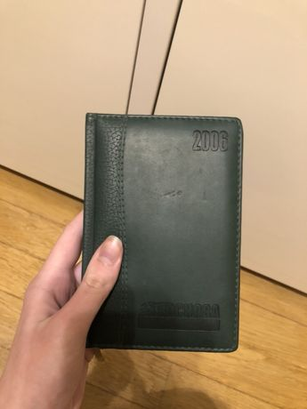 Ежедневник / Блокнот для записей / Маленький ежедневник / блокнотик