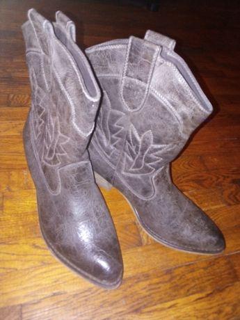 Ботинки женские 38 размер