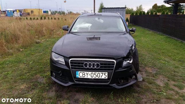 Audi A4 Uszkodzone