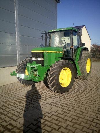 Ciągnik rolniczy John Deere 6610, 6620, 6820