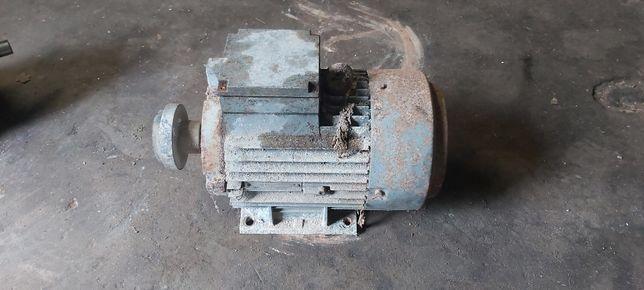 Silnik elektryczny 2,2kW 3 fazowy w pełni sprawny 1440 obr/min