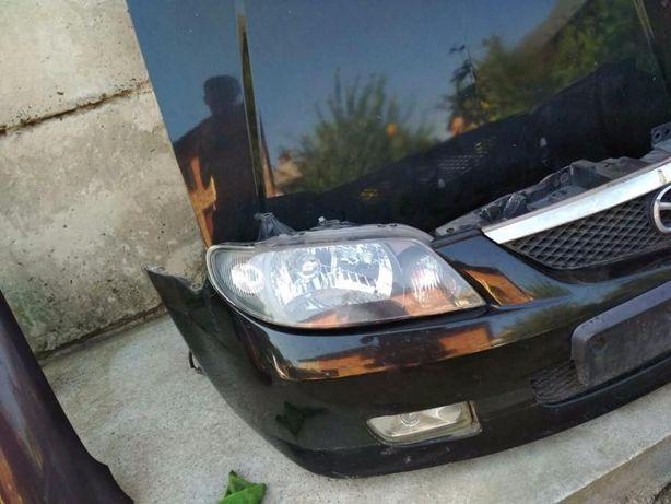 Капот бампер крило mazda 323 BJ РЕСТАЙЛ Мазда Mazda 626GF 626GE 323BA