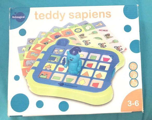 Jogo Imaginarium Teddy Sapiens Impecável
