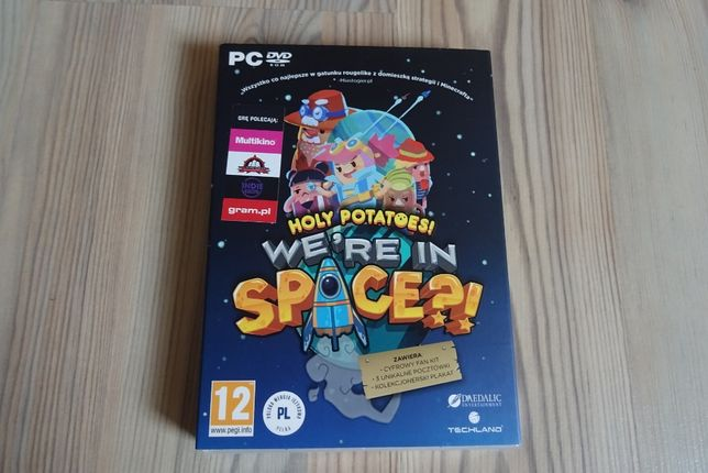Gra Holy Potatoes: We're in space?! PC