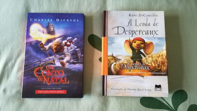 Dois Livros Clássicos Raros