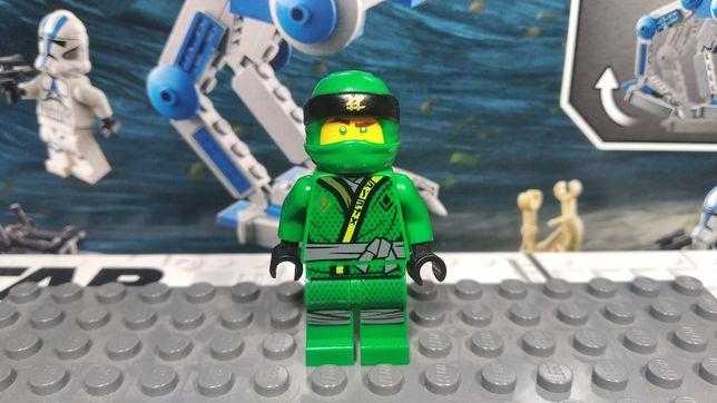 LEGO ninjago Lloyd sezon 8 figurka