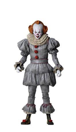 Caixa Original do boneco Pennywise do filme IT