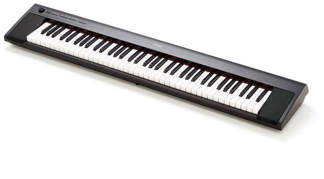 Цифрове піаніно Yamaha NP-32 B/WH в наявності