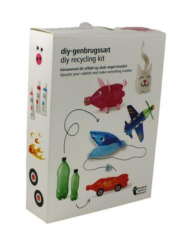 Zestaw kreatywny do recyklingu Recykling