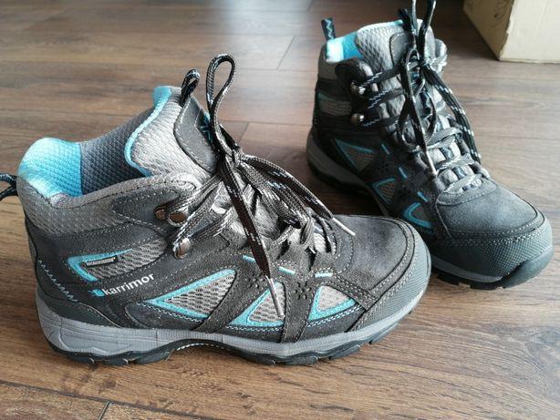 Damskie buty trekkingowe karrimor