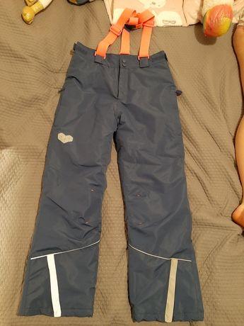 Spodnie zimowe narciarskie 152 Cool Club smyk