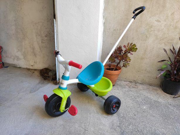 Puff banheira puzzles e triciclos