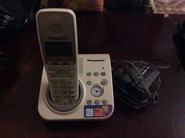 Домашний телефон Трубка Panasonic с Автоотвечиком