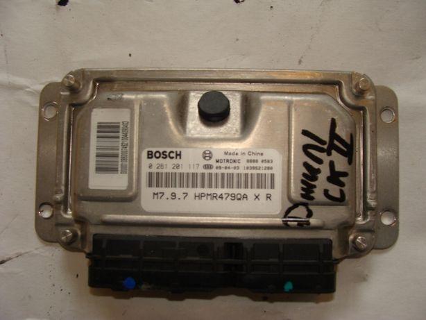 Блок управления двигателем Geely CK-2\Джили СК-2