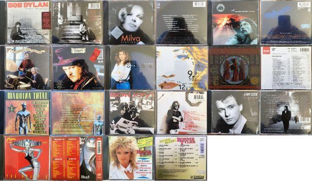 Vendo vários CD's