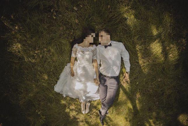Sprzedam suknię ślubną Elizabeth Passion za symboliczną cenę