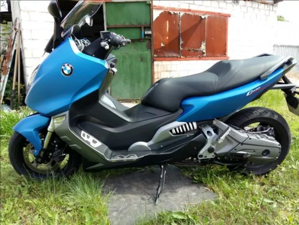 Скутер BMW C600-Sport