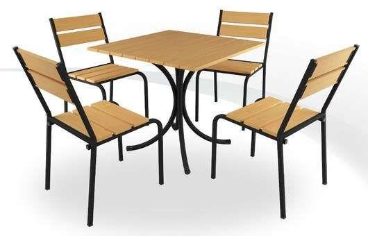 Мебель для летних площадок, кафе, дачи.