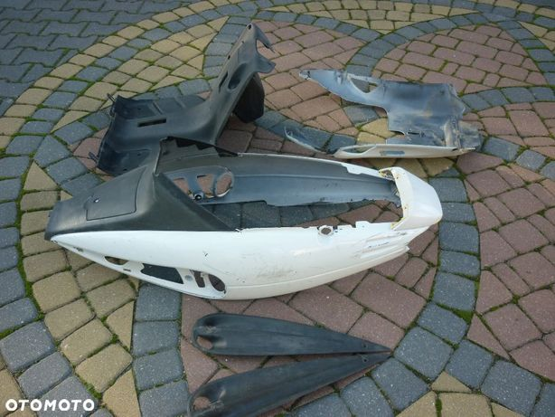 Owiewki plastiki pług Malaguti F12