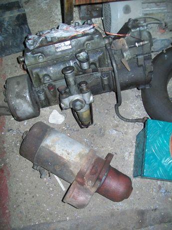 Pompa wtryskowa i rozrusznik star 244