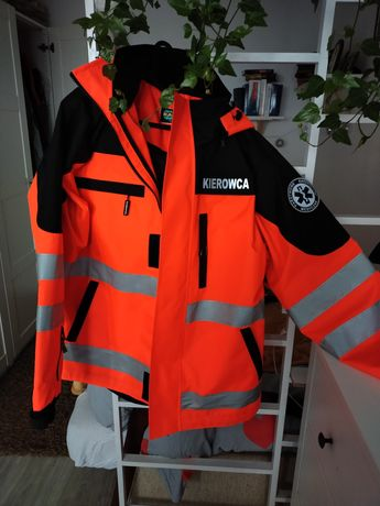 Kurtka XL Ratownictwo Medyczne Kierowca