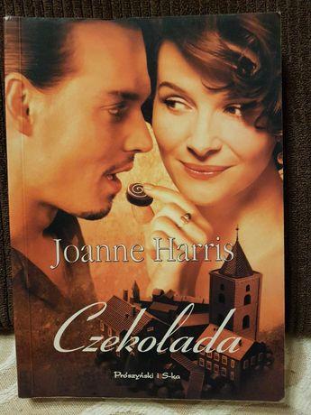 """Sprzedam książkę """"Czekolada"""" Joanne Harris."""