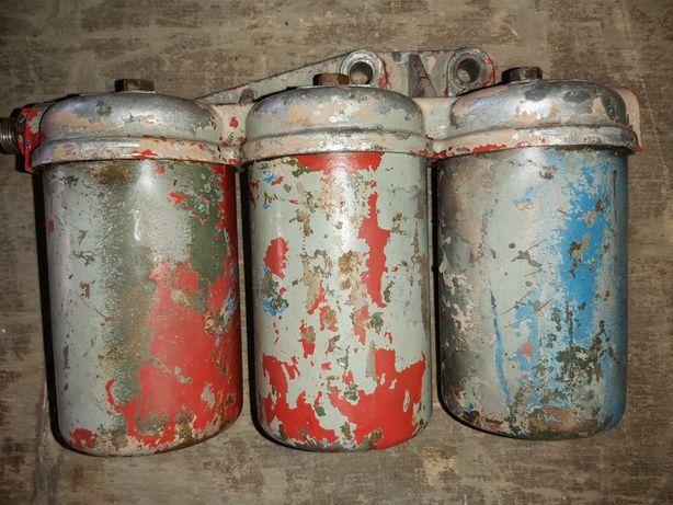 Obudowa filtra paliwa SW 680 - części