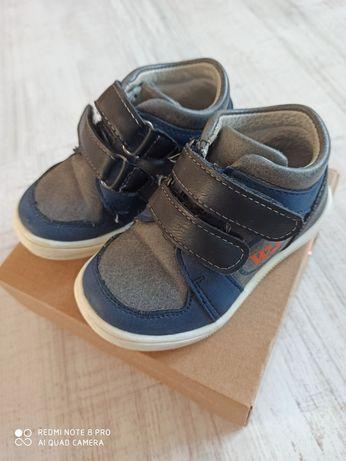 Jesienne buty chłopięce Wojtyłko