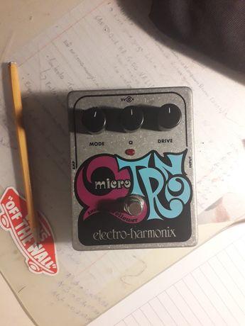 Pedal Micro Q-Tron Electro Harmonix