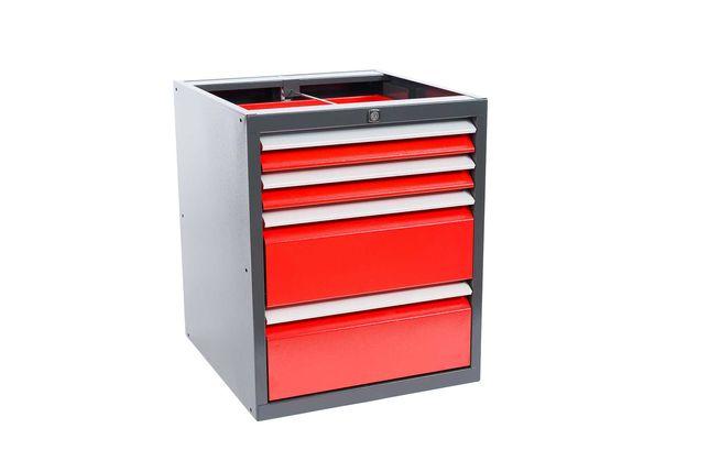 moduł szafka do stołu do warsztatu garażu 1,5mm producent szuflady