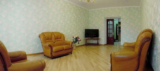 Код: 98. Раздельная трехкомнатная квартира в домах «Каркашадзе»