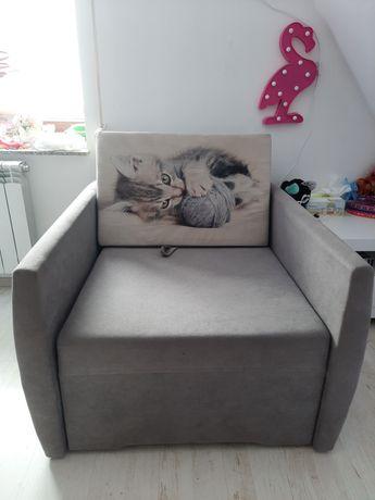 Sofka, łóżko dla dziecka