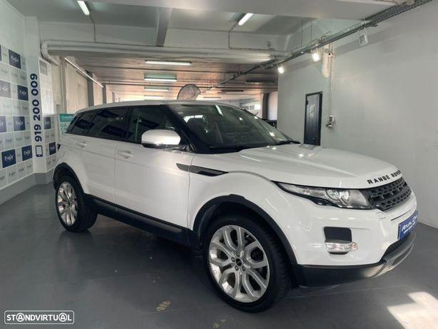 Land Rover Range Rover Evoque 2.2 eD4 Prestige