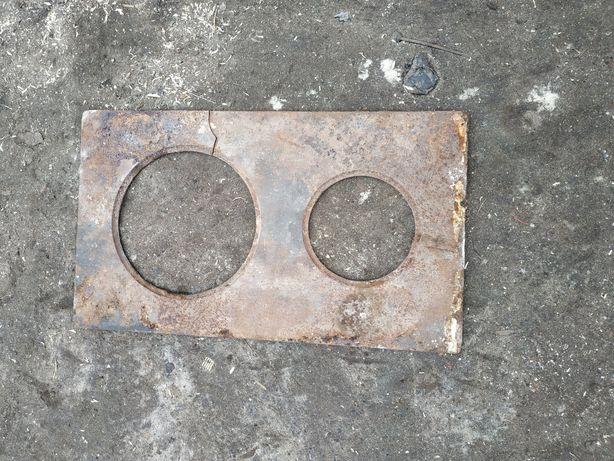 Металлическая плита для дровяной печи печки на печь 71/41 см ссср