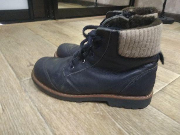 Зимние ботинки 35 размер