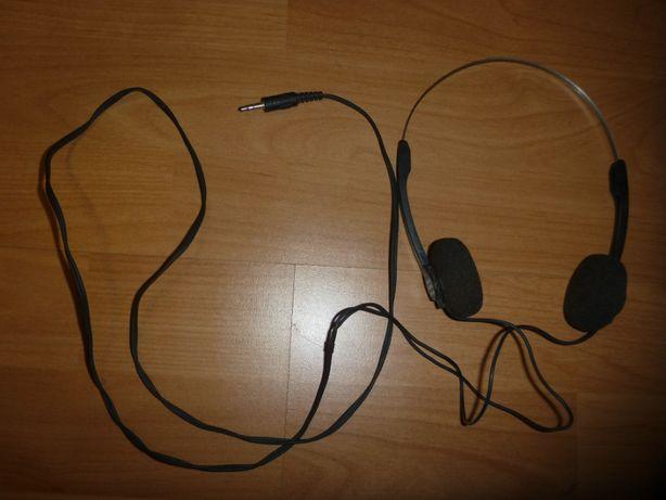 Oldschoolowe słuchawki od walkmana Hellas Sound hs-106