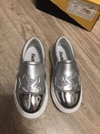 Взуття Нове на дівчинку Устілка 17.2см