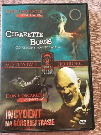 Płyta DVD horror Cigarette Burns ostateczny koniec świata, Incydent