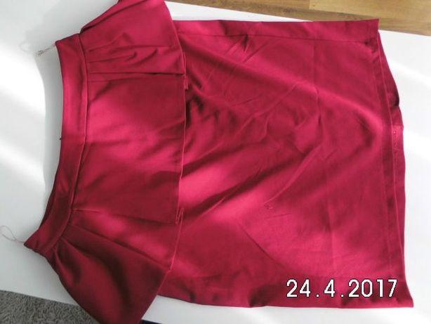 NOWE spódniczki z baskinką r. 40, 38, S