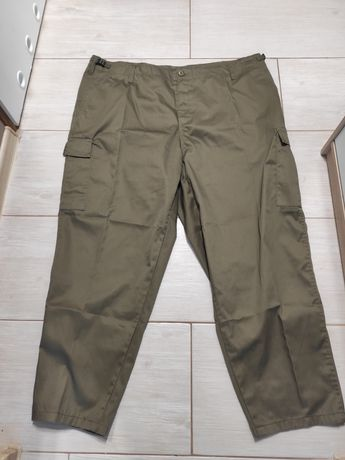 Spodnie nowe Surplus z kieszeniami. Rozmiar 60-62 (120cm)