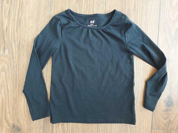 Raz ubrana bluzeczka H&M rozmiar 110/116