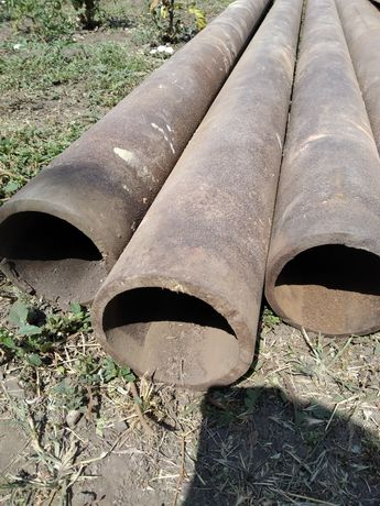 Трубы металлические по 5 метров