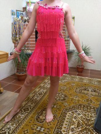 """Плаття для бально-спортивних танців"""" Латина"""""""