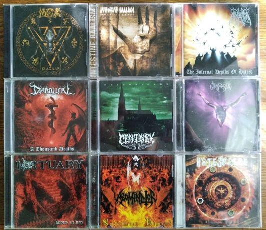 Anata Diabolical HateSphere Intestine Baalism Luciferion Mortuary Nox