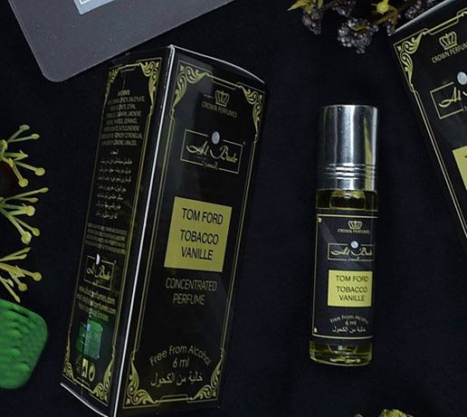 Арабские масляные духи tom ford tobacco vanille