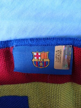 Oficjalny szalik kibica FC Barcelona