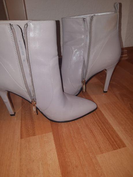 Туфли танкетка платформа полусапожки обувь