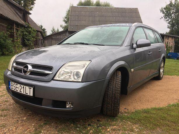 Opel Vectra V 1.9 CDTI 120Km, Zarejestrowany i opłacony