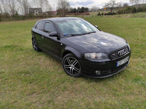 Audi a3 8p  1.9 TDI