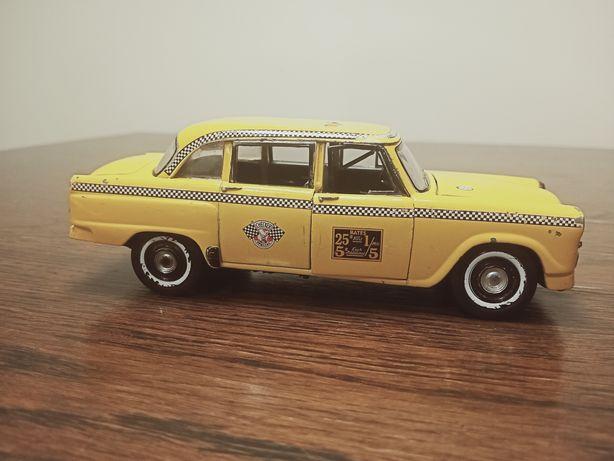 Autko taxi kolekcjonerskie